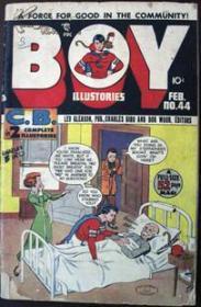 珍稀美国漫画 《 超人漫画 》 1949年 彩色