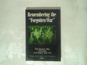 Remembering the forgotten  war【外文原版】