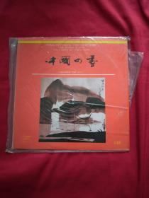 黑胶唱片---《中国民族乐器音画系列一中国四季》(品佳)