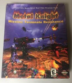 铁甲风暴 电脑游戏