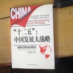 """""""十二五"""":中国发展大战略"""