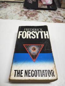 英文原版书: FORSYTH THE NEGOTIATOR