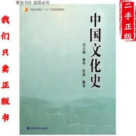 中国文化史 冯天瑜 杨华 任放 高等教育 9787040152999