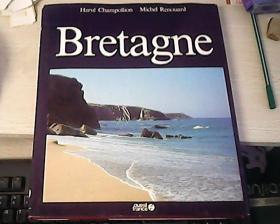 Bretagne【画册 书衣和前6页有破损和撕裂】