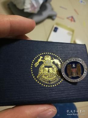 NSA徽章