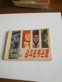 连环画:战斗在书丛里