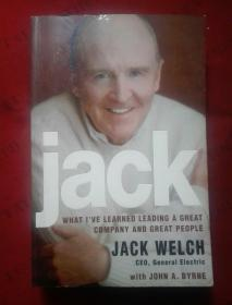 Jack: What I Learned Leading a Great Company with Great People