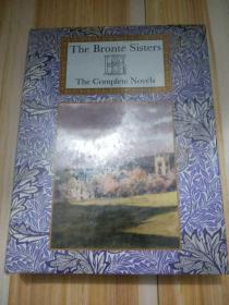 The Bronte Sisters: The Complete Novels (Collectors Library Editions)刷金
