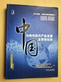 中国战略性新兴产业发展及管理实践
