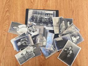 清末到民國日本婦人、女子照片26張合售