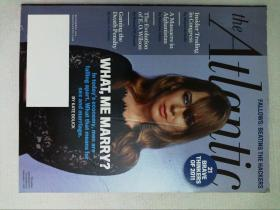 The Atlantic 大西洋月刊 2011/11 原版外文杂志期刊