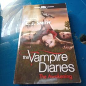 The Vampire Diaries TV Tie-in #1 The Awakening:The Awakening (rack)