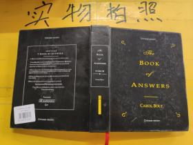 THE BOOK ANSWERS(中文修订版)