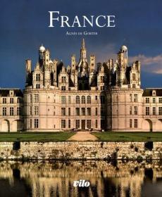 法文 法语 France 法国风光 美景 法国原版画册 Vilo