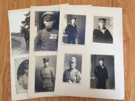 民國日軍照片18張合售