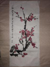 原中国社会科学出版社社长杜敬国画作品(3)
