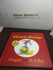 A Treasury of Curious George  好奇猴乔治的宝藏 英文原版