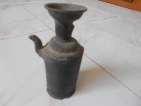 民国小砂壶