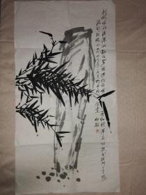 原中国社会科学出版社社长杜敬国画作品(6)