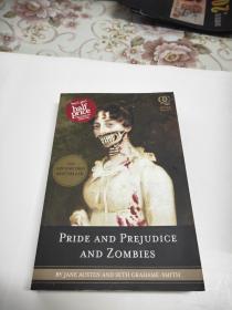英文原版书: PRIDE AND PREJUDICE AND ZOMBIES