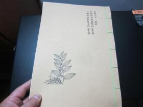 中医著作 古代木刻版本《吕祖七十二痧症 男科 女科各100药签》可能是清代的版本