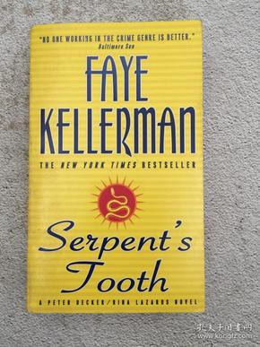 Serpents Tooth: A Peter Decker/Rina Lazarus Novel