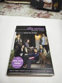 英文原版书: the JANE AUSTEN BOOK CLUB