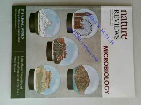 Nature reviews microbiology 2013/05 英文自然评论微生物学杂志