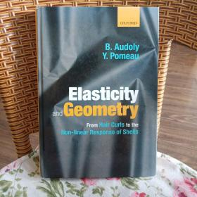 Elasticity and Geometry:From hair curls to the nonlinear response of shells