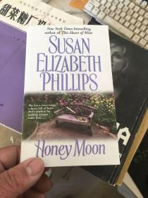 SUSAN ELIZABETH PHILLIPS Honey Moon