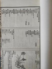 古今图书集成.草木典第五四二册