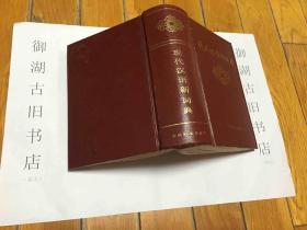 现代汉语新词典