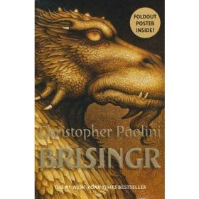 BRISINGR Trade Pbk《遗产》三部曲之帝国(上)