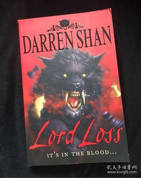 Lord Loss (The Demonata, Book 1)[丧王(小说)(魔域大冒险系列)]