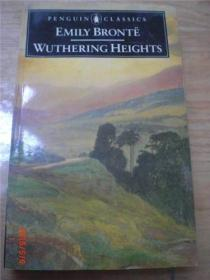 (英文)WUTHERING HEIGHTS 呼啸山庄/艾米莉.勃朗特/1993年