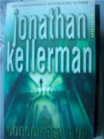 THE CONSPIRACY CLUB/JONATHAN KELLERMAN/HEADIINE/8成新