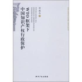 WTO框架下中国知识产权行政保护