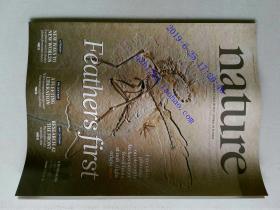 自然原版外文杂志期刊 nature 511 1-118 2014/07/03 no.7507