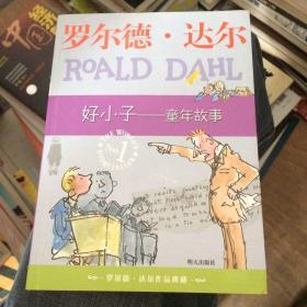 好小子-童年故事:罗尔德·达尔作品典藏