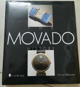收藏MOVADO钟表极好的参考书:THE MOVADO HISTORY (摩凡陀的历史)