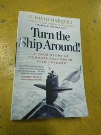 Turn the Ship Around!,英文原版32开