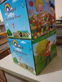 Oxford Reading Tree 牛津阅读树 1-60,DD1-1——DD1-24,2-30,DD2-1——DD2-12,JD1-JD6缺2,共139本原盒装