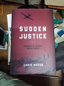 突然之间的正义:美国的秘密无人机战争Sudden Justice: Americas Secret Drone Wars 原版新书-英国现货