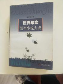 世界华文微型小说大成