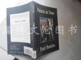 Points in Time 【大32开  英文原版】(时间点)