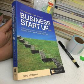 the financial times guide to business start up 2007(英文原版)
