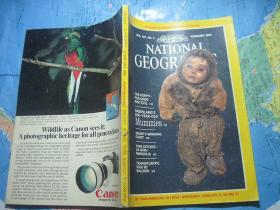 NATIONAL GEOGRAPHIC1985年第2期(英文