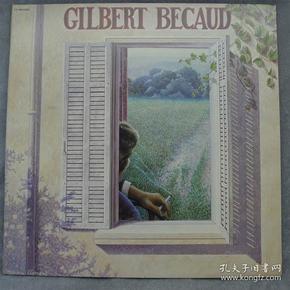 古典LP-吉尔伯特贝考德-我不想再提了-我的女朋友和她的孩子 803
