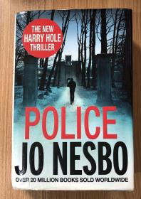 Police: A Harry Hole Novel 9781846555961
