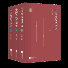 中国当代文学史:全3册